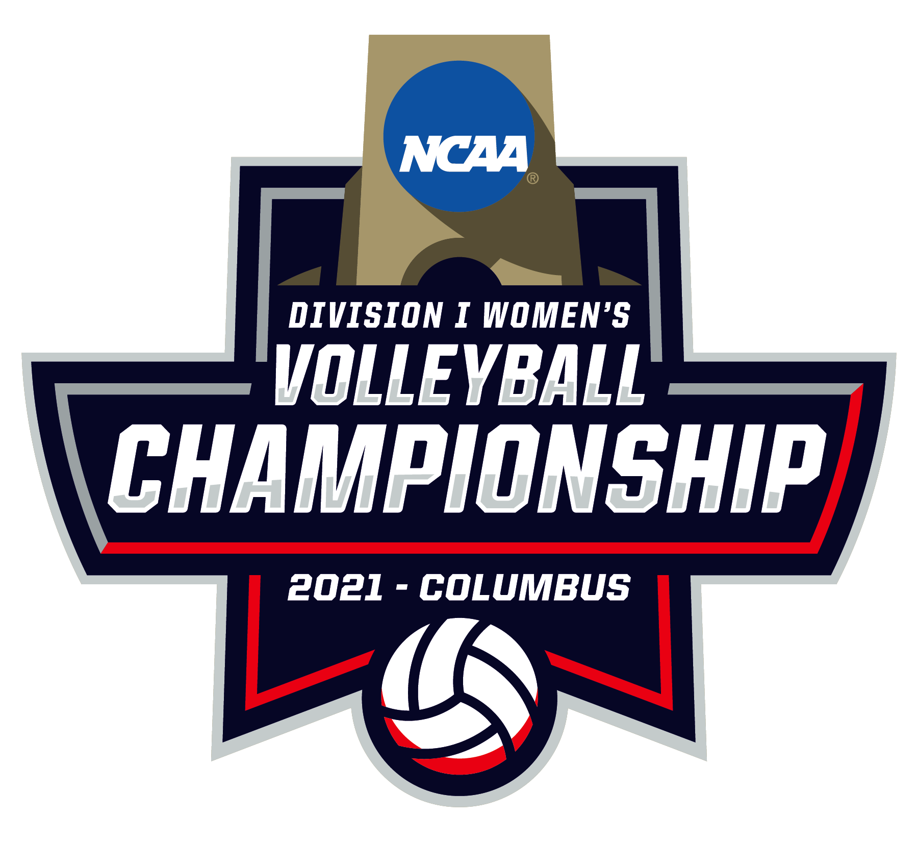 2021 Division I Women's Volleyball