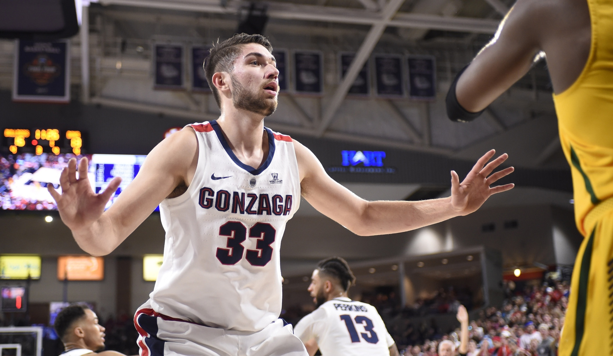 Gonzaga and Michigan State lost a key starter this season. Here's ...