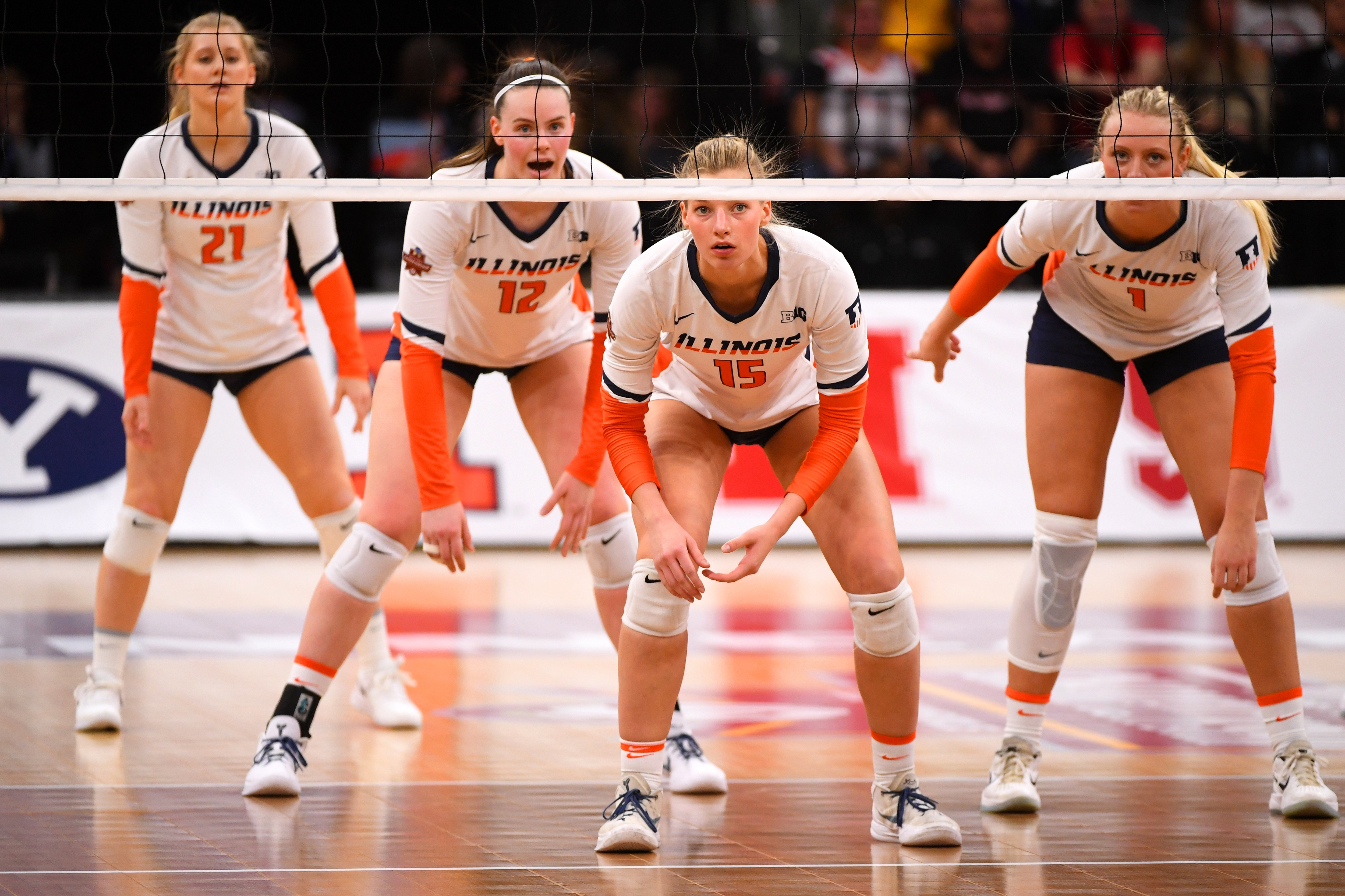 The College Volleyball Rotation Explained Ncaa Com
