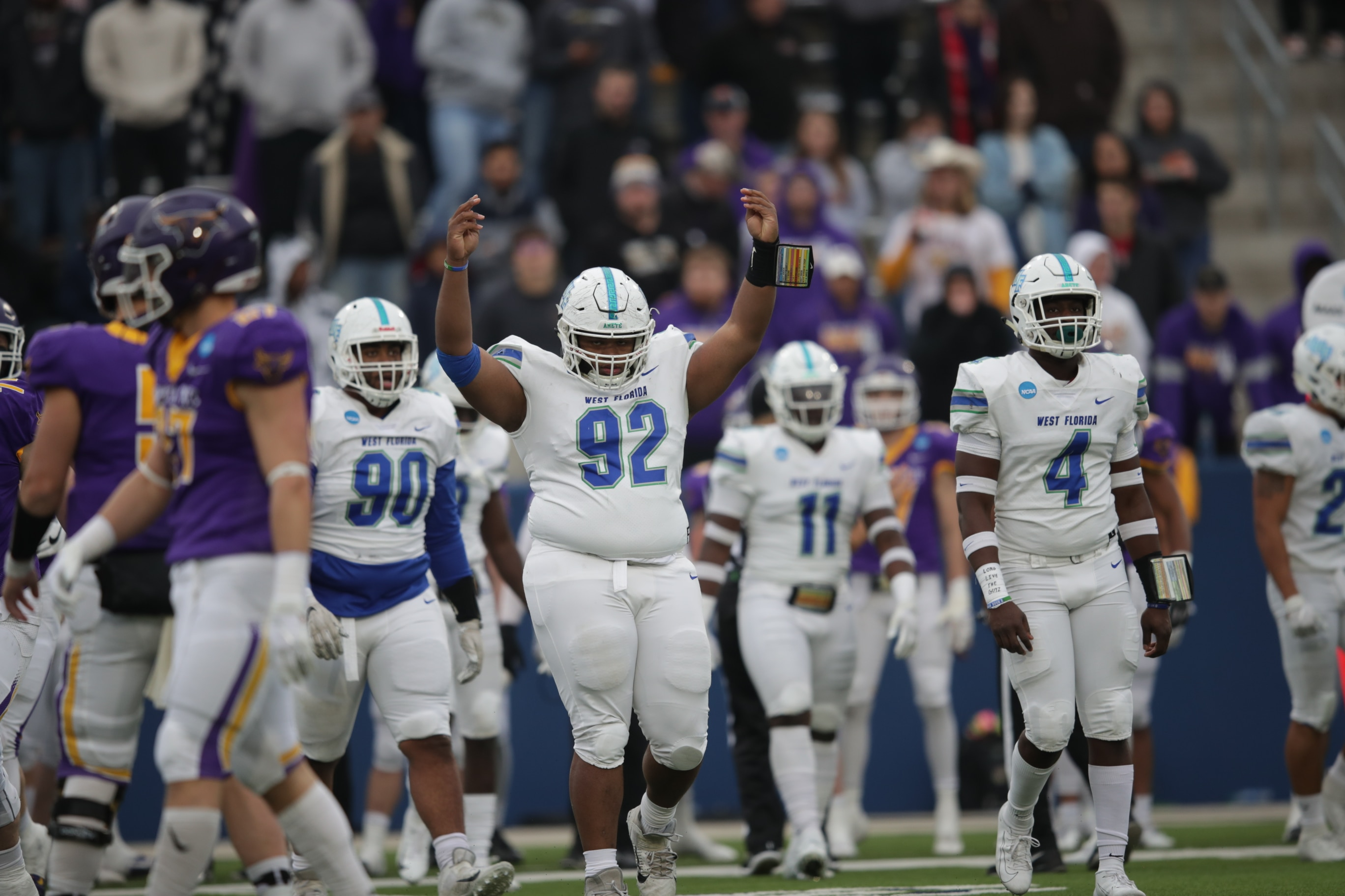 West Florida Wins The 2019 Dii Football Championship In A Record Setting 48 40 Thriller Ncaa Com