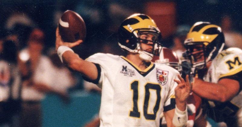 Tom Brady: College football career, stats, highlights, records ...
