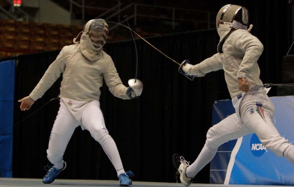 2021 NC fencing championship.