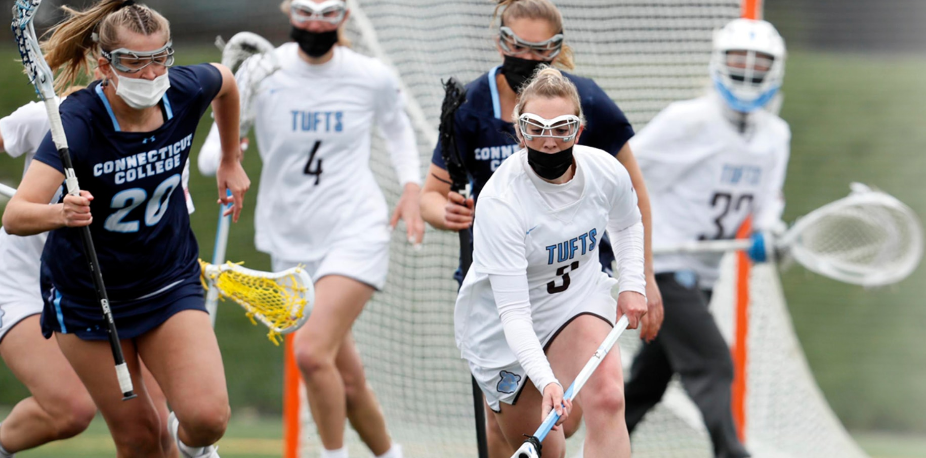 2021 NCAA Division III Women's Lacrosse Championship selections announced |  NCAA.com
