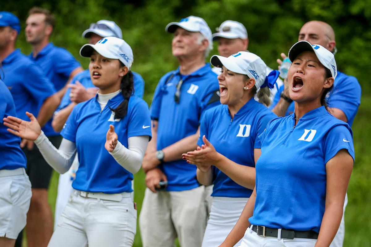 Ole Miss wins 2021 DI women's college golf championship