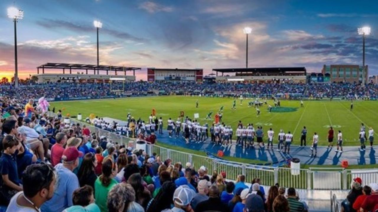 Dii Football The Best Stadiums According To The Fans Ncaa Com