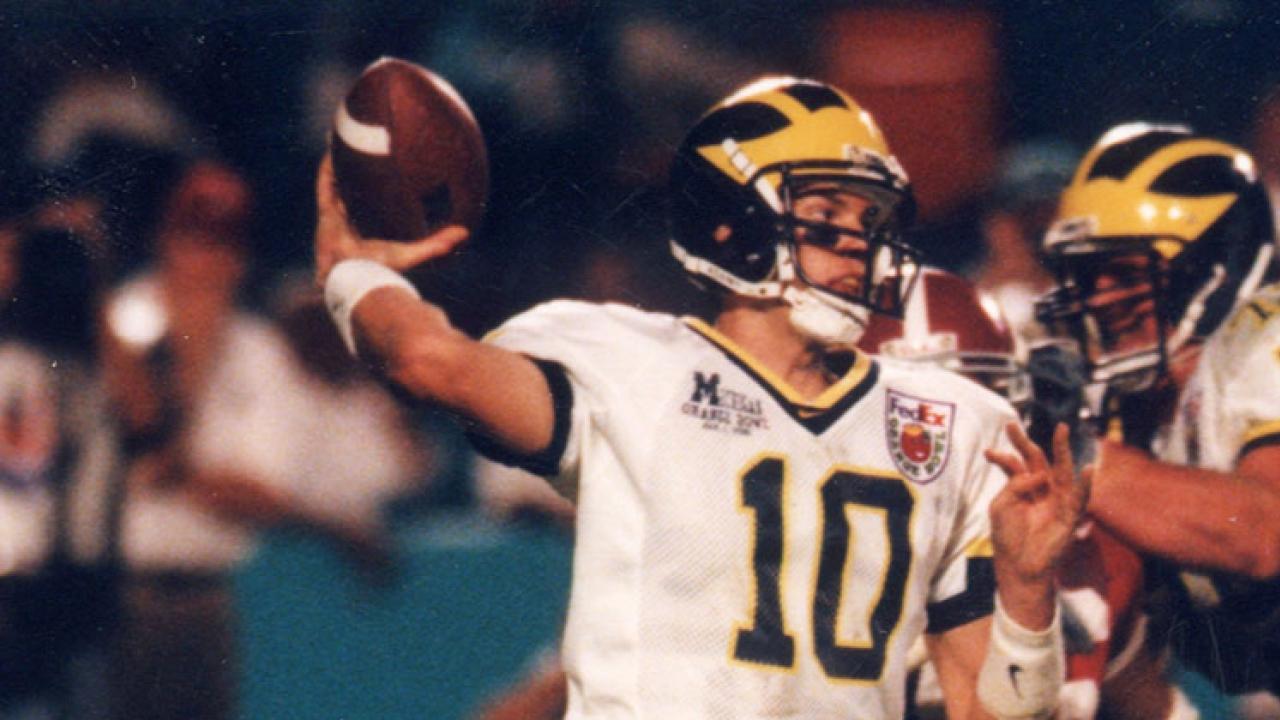Tom Brady: College football career, stats, highlights, records