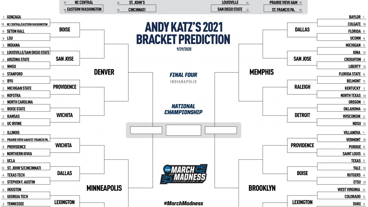 March Madness cover image