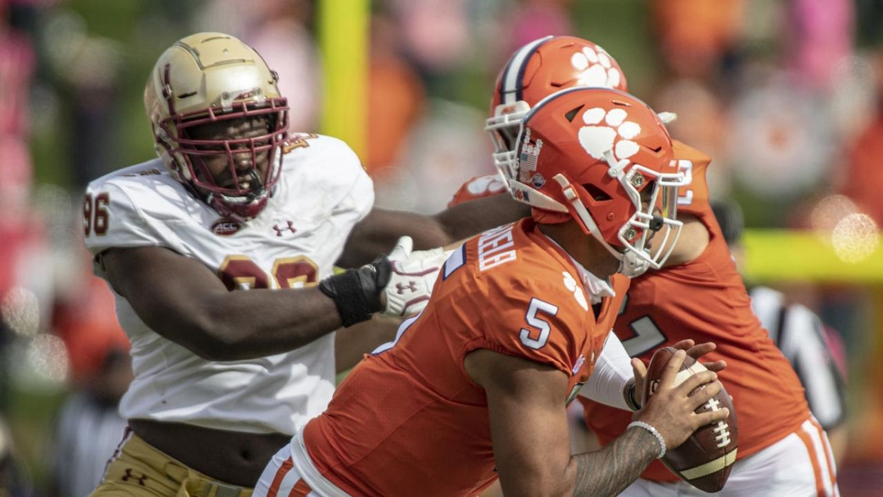 2020 Clemson Football Schedule Dates Times Opponents Results Ncaa Com