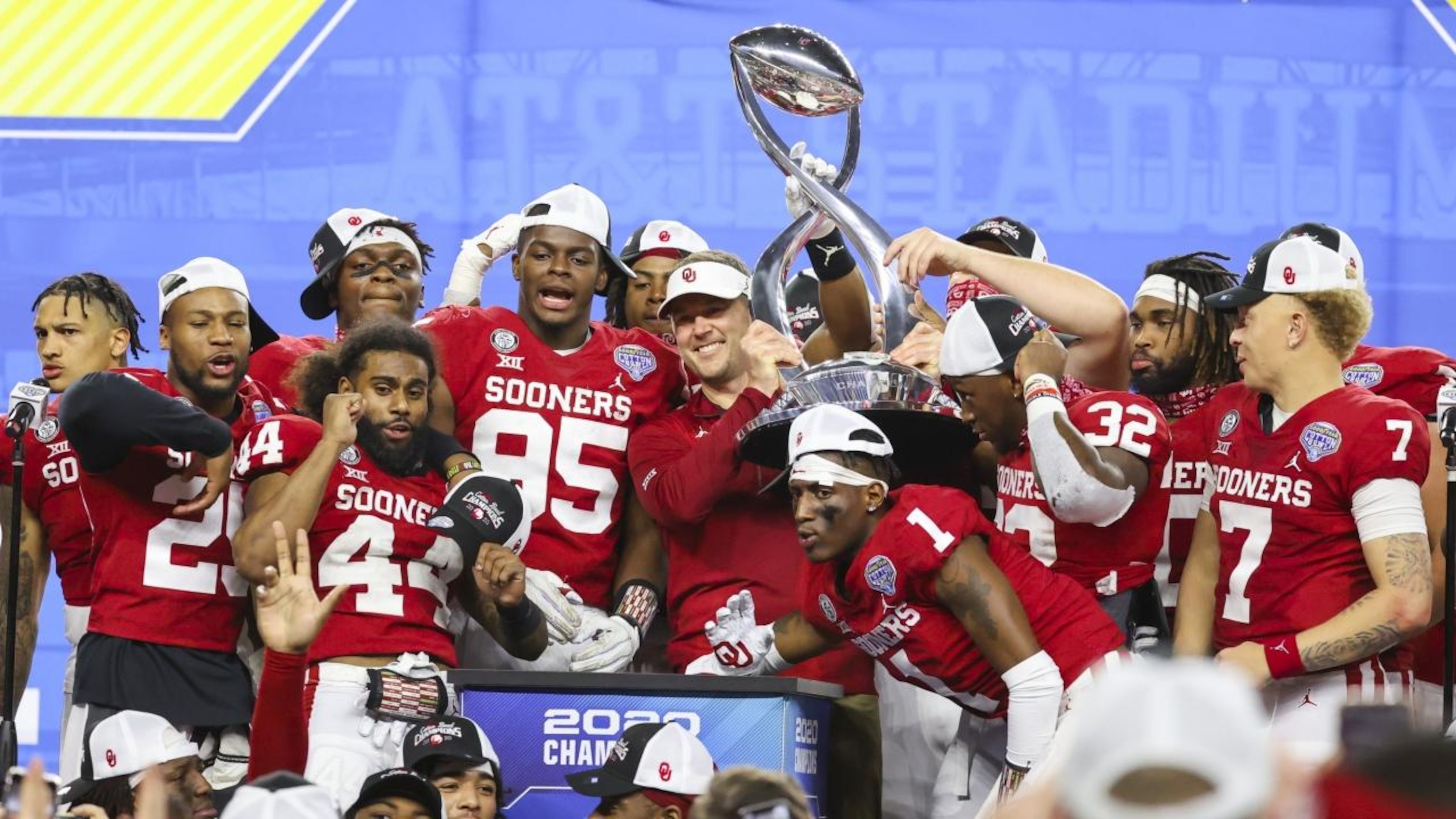 2020-21 College football bowl schedule, scores, TV listings, matchup information