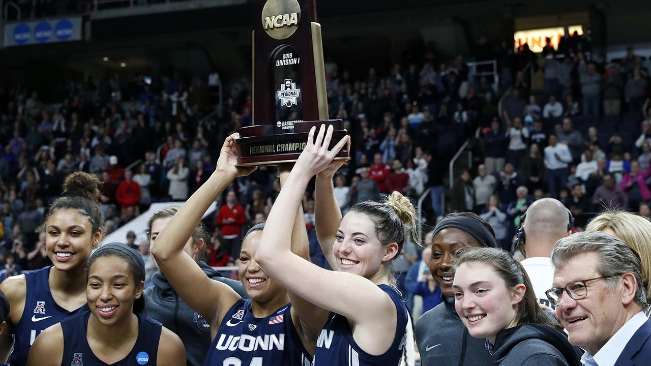 Katie Lou Samuelson leads UConn women's basketball to 12th straight Final  Four | NCAA.com