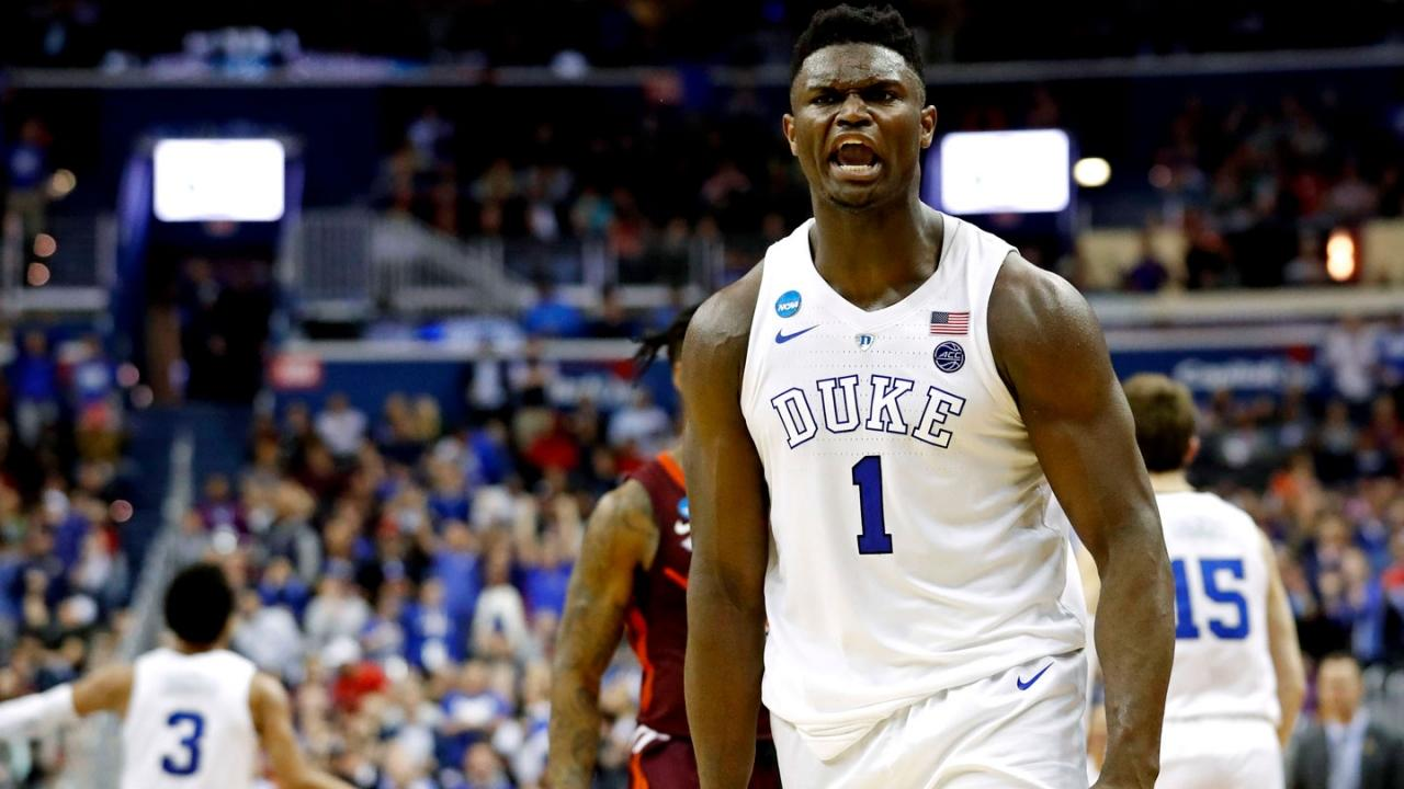 Zion Williamson Profile And Background Of Top Nba Draft Prospect Ncaa Com