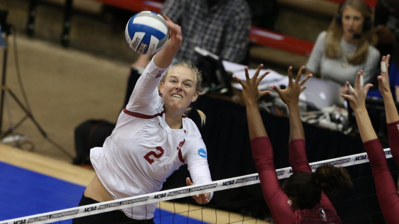 College volleyball: Top-ranked Stanford survives Texas in five sets | NCAA .com