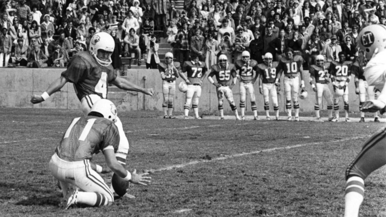 The Longest College Football Field Goal What We Know Ncaa Com