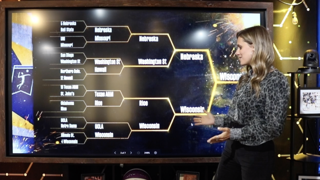 The 2019 Di Women S College Volleyball Bracket Predicted Ncaa Com