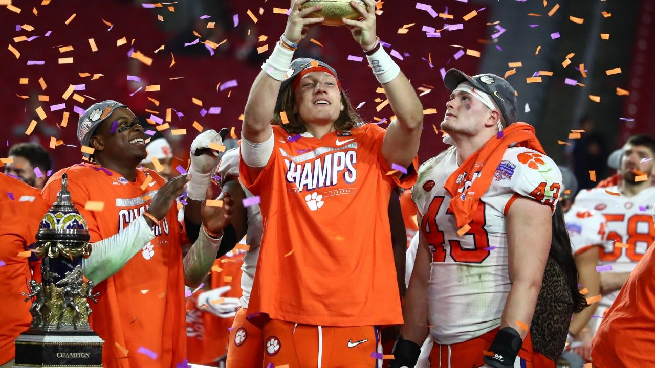 Clemson Football Schedule 2019 Dates Times Opponents Results Ncaa Com