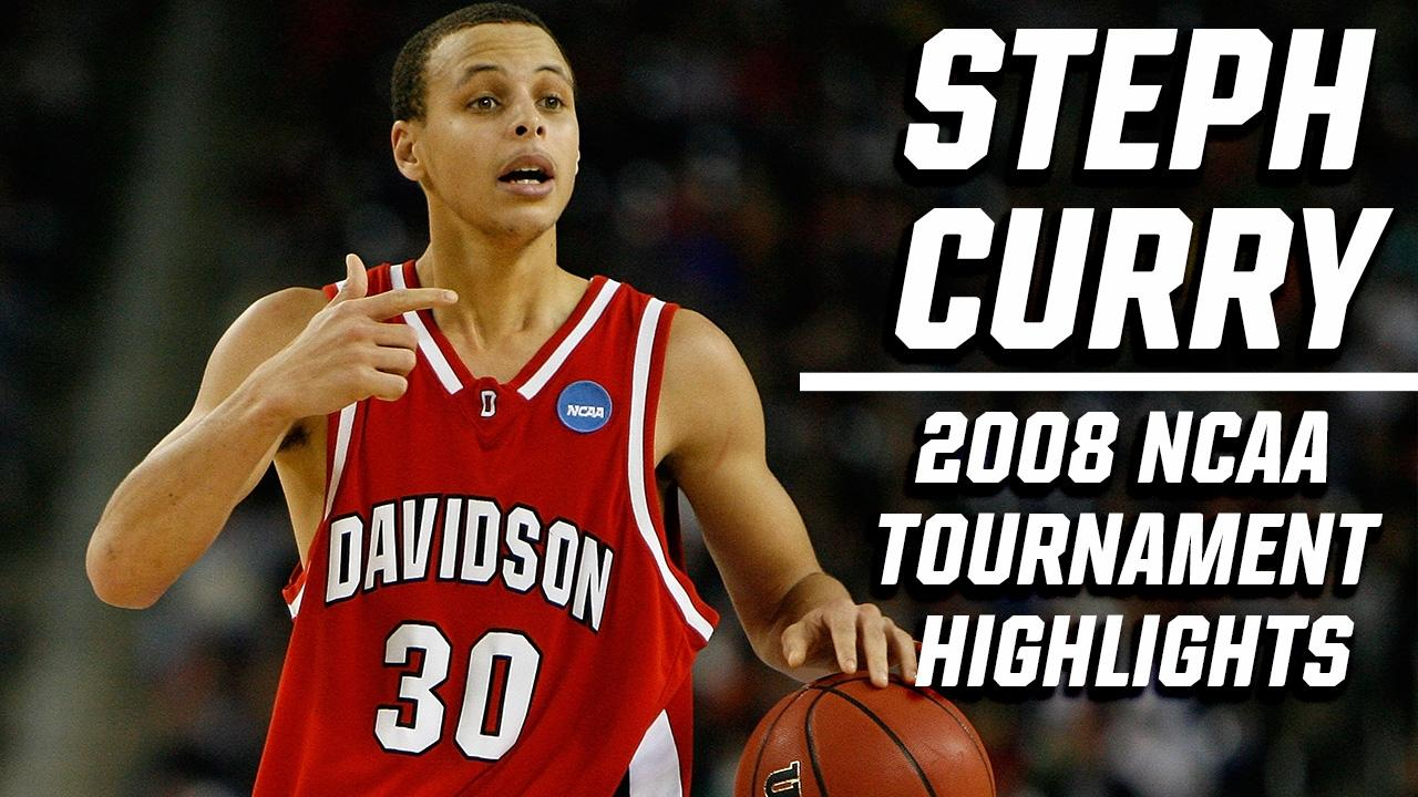 Steph Curry College Basketball Stats Best Moments Quotes Ncaa Com