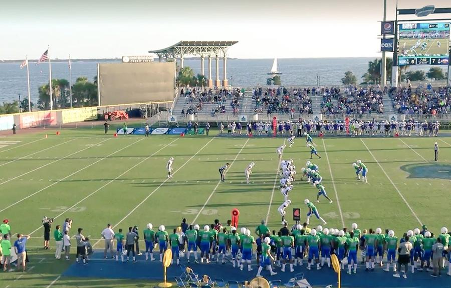 These Are The 13 Most Scenic Stadiums In Dii Football Ncaa Com