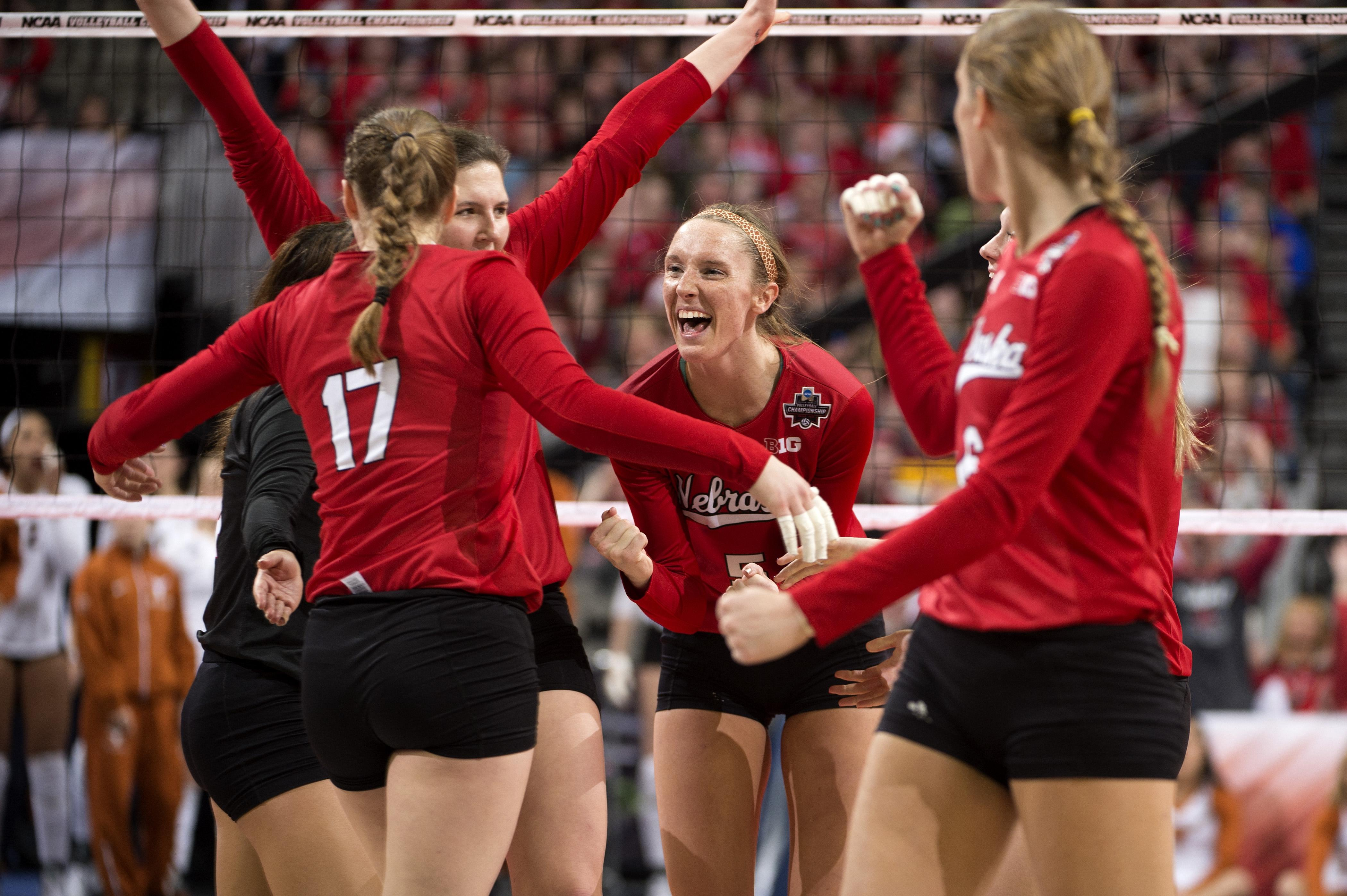 These College Volleyball Teams Have The Most No 1 Rankings Ncaa Com