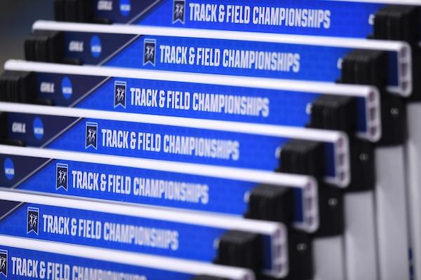 DIII track and field