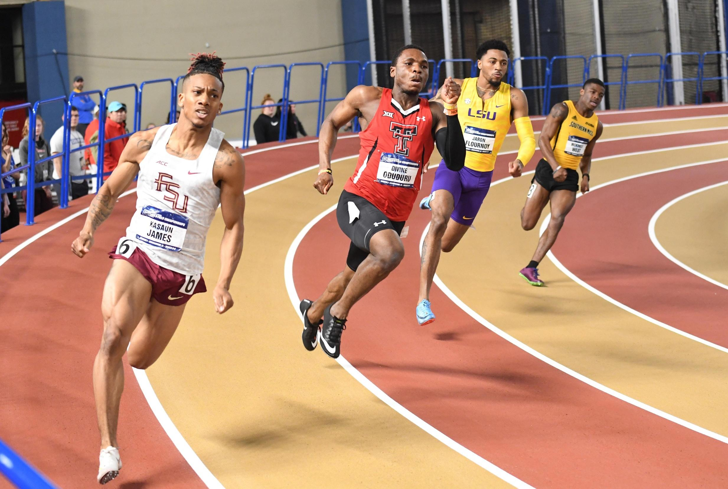 DI indoor track and field championships