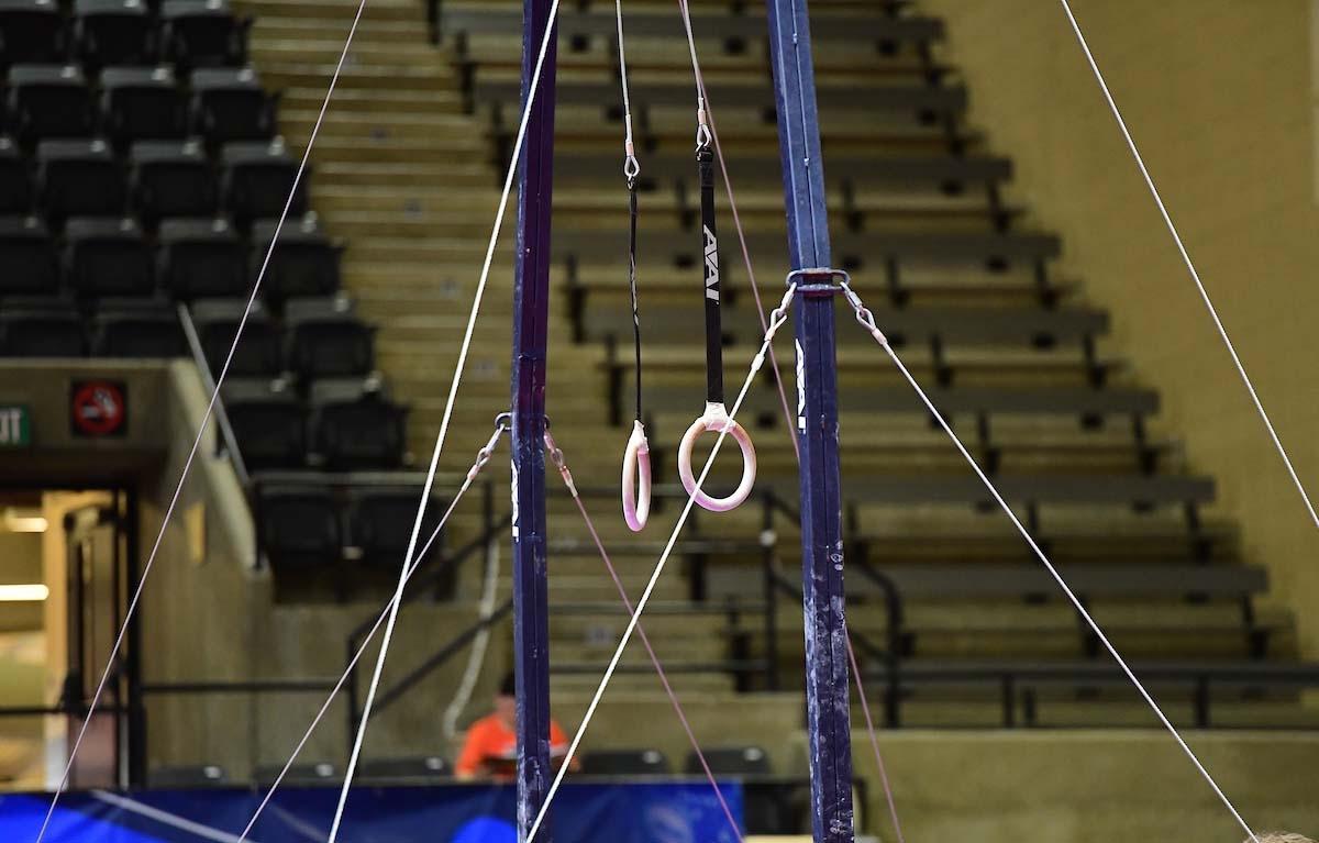 2021 NC men's gymnastics championship.