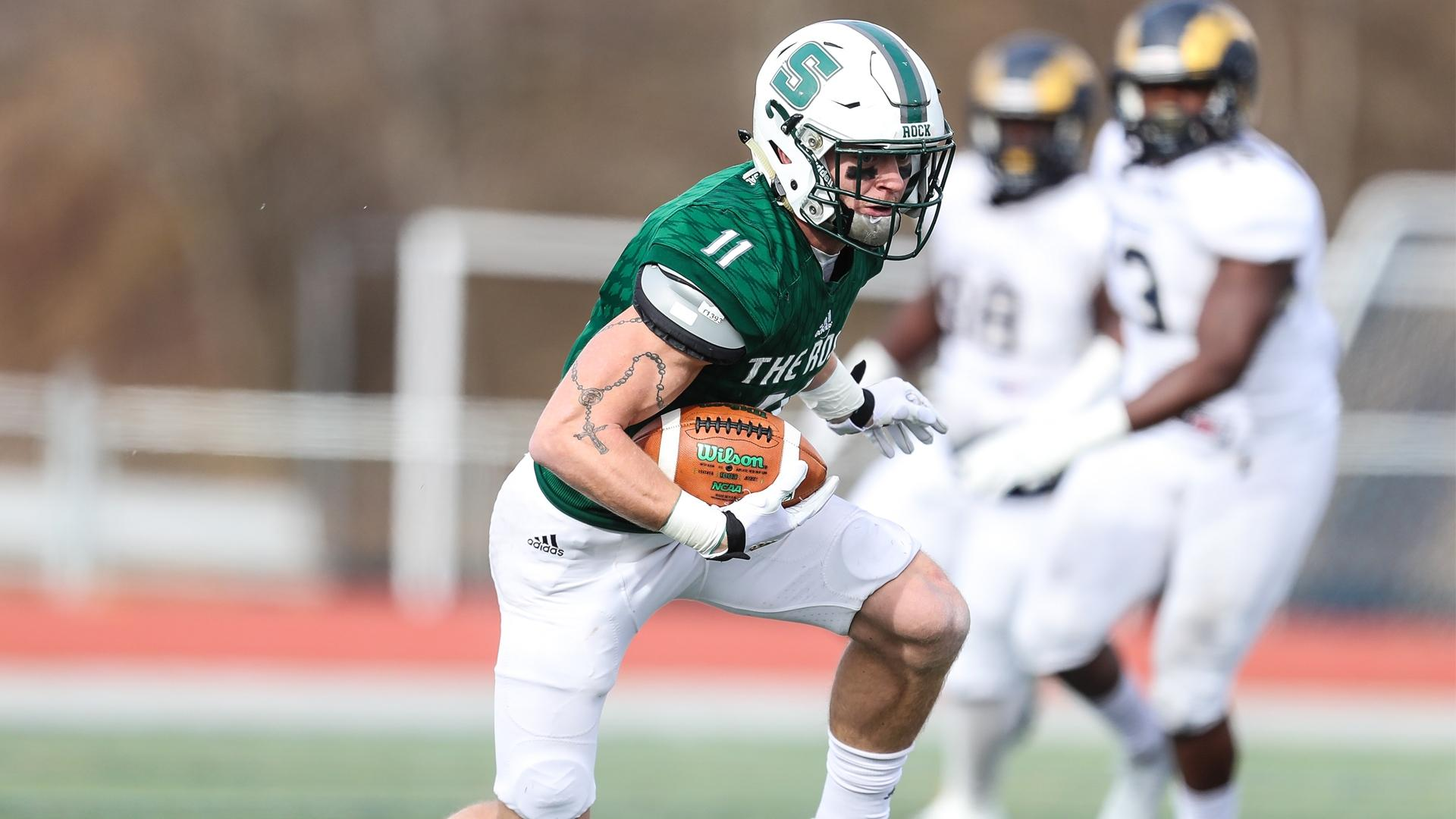 Henry Litwin is a preseason DII football All American.