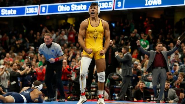 College wrestling standings: NCAA debuts wrestling award standings for 2019 season