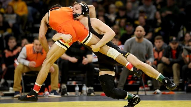 NCAA announces the 2020 NCAA wrestling award winners