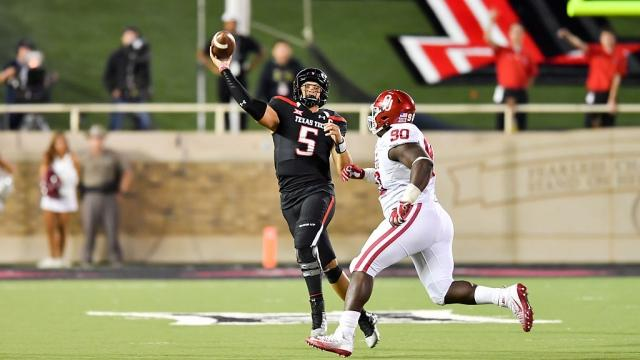 Patrick Mahomes vs. Baker Mayfield: Remembering the record 2016 Oklahoma-Texas Tech shootout