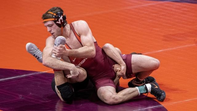 Korbin Myers expresses his love for wrestling in a letter to the sport