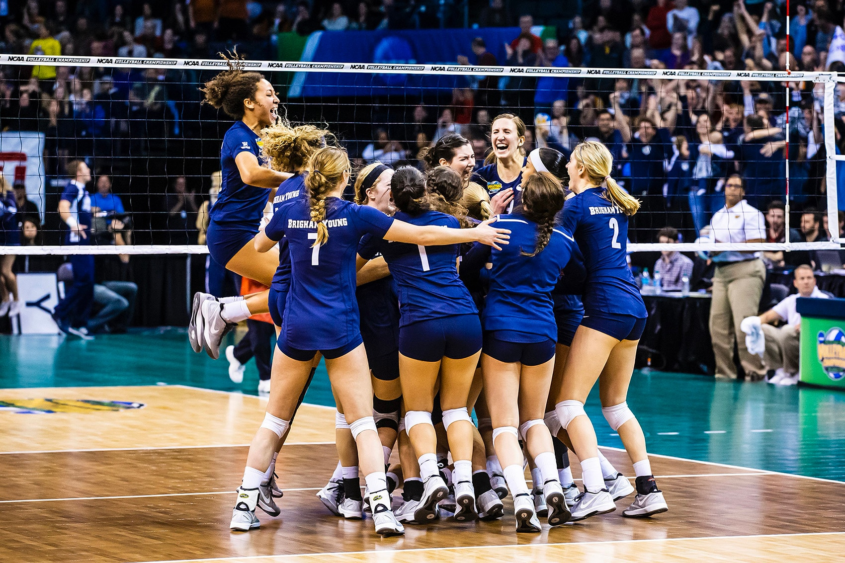 The 10 Greatest Upsets In Ncaa Volleyball Tournament History Ncaa Com