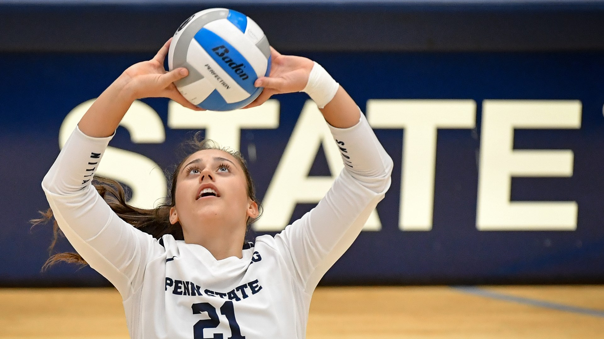 women's volleyball: no. 9 penn state beats no. 17 purdue in top-20