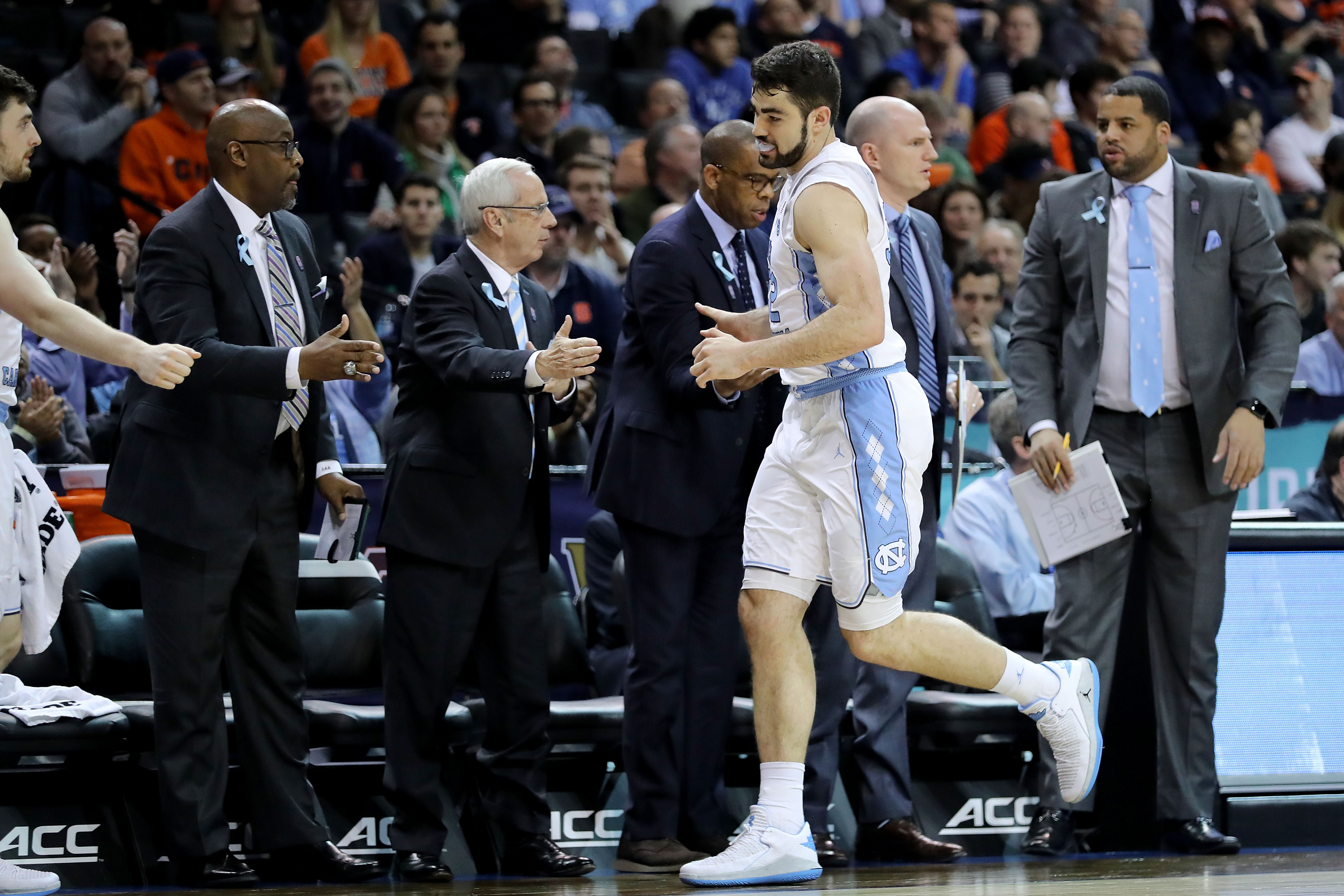d77a8c28ca9f College basketball  Why North Carolina s gutsy non-conference schedule is  the toughest this year