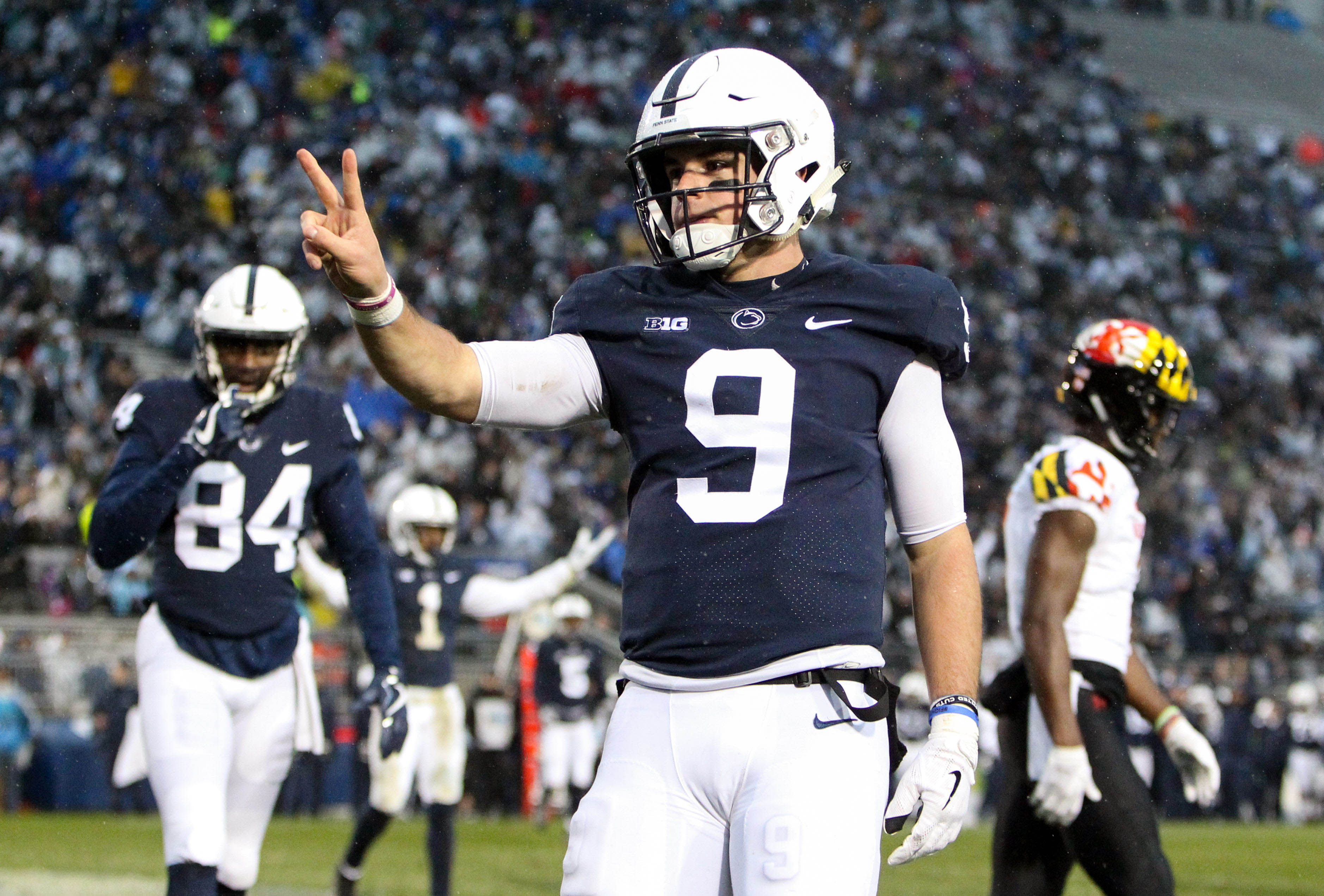 Penn State Football How The College Football Playoff Rankings