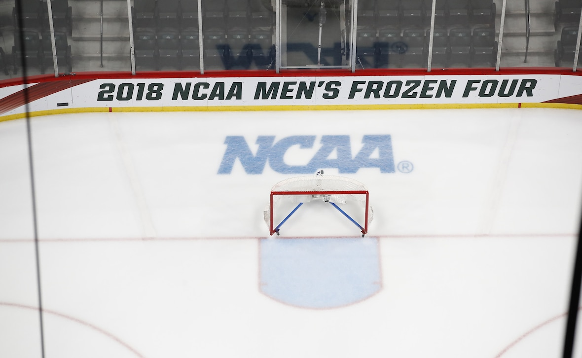 College Hockey Frozen Four Home Ncaa Com
