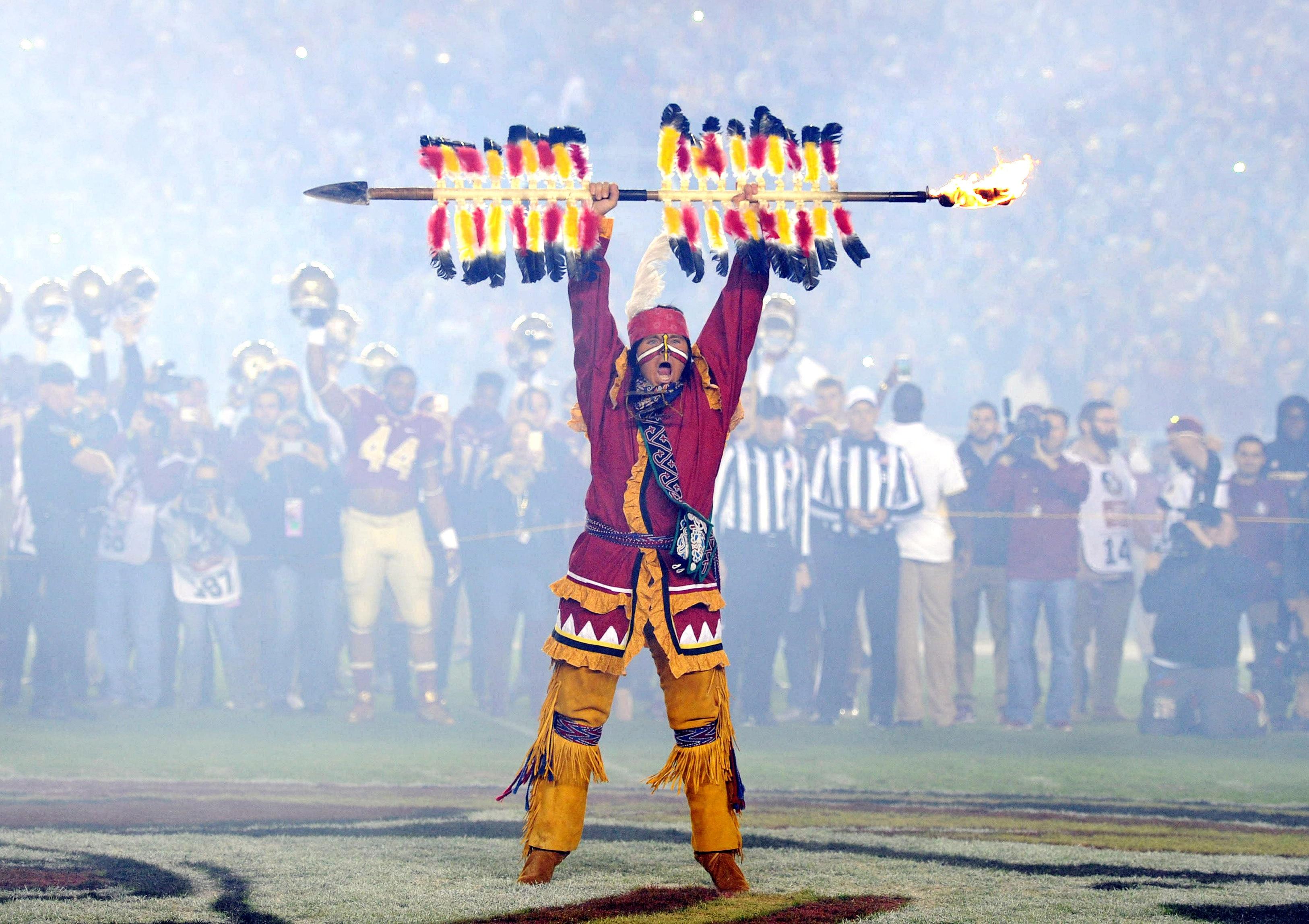 Florida State football mascot