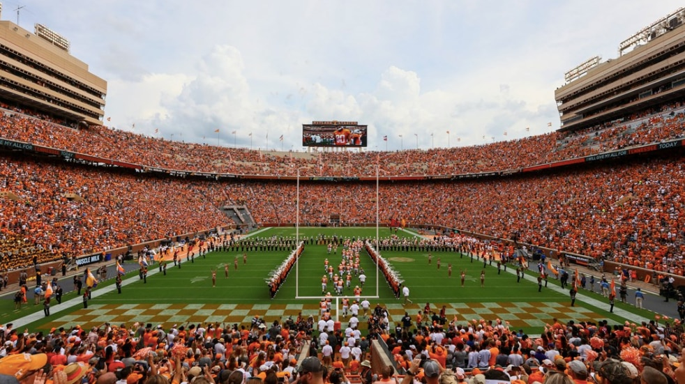 Tennessee Athletics offers free football tickets to Hurricane Florence evacuees.