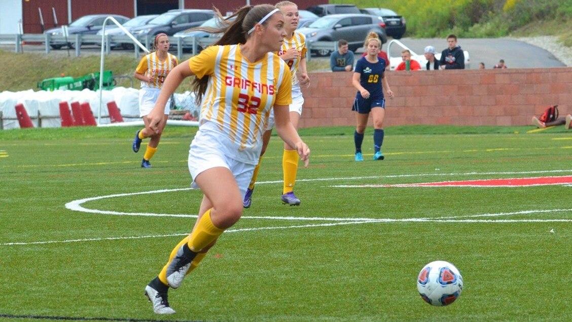 DII women's soccer