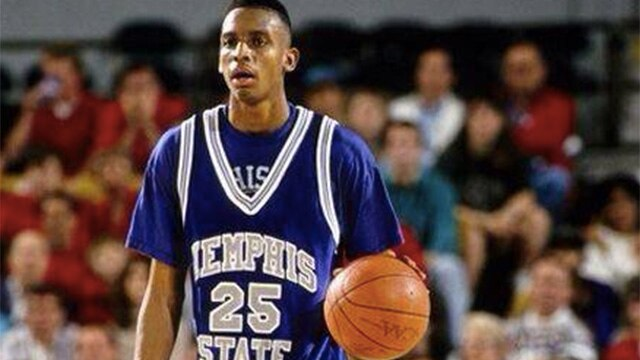 Penny Hardaway was a two-time conference player of the year at Memphis.