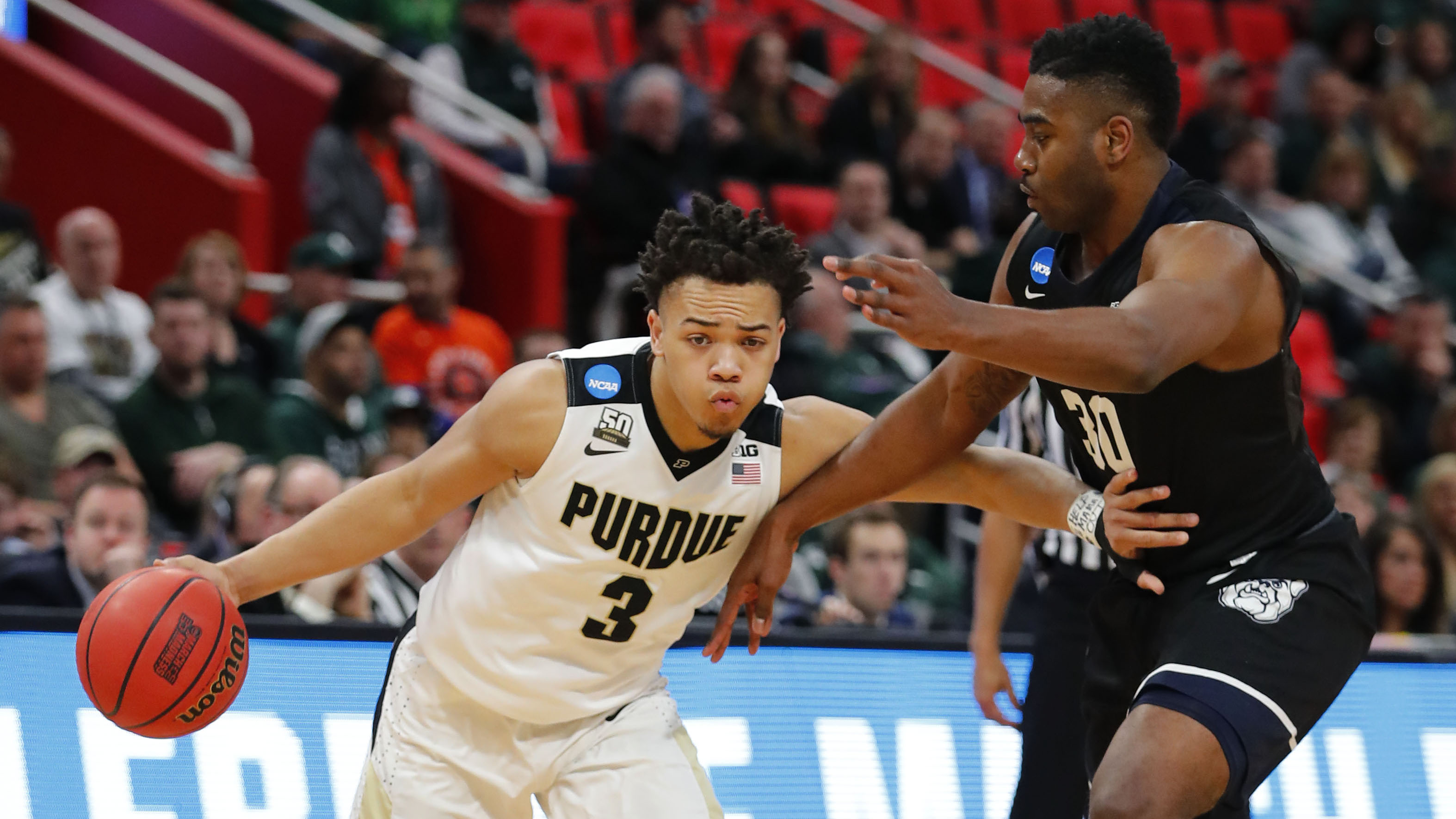 Purdue's Carsen Edwards is among the contenders for Big Ten Player of the Year