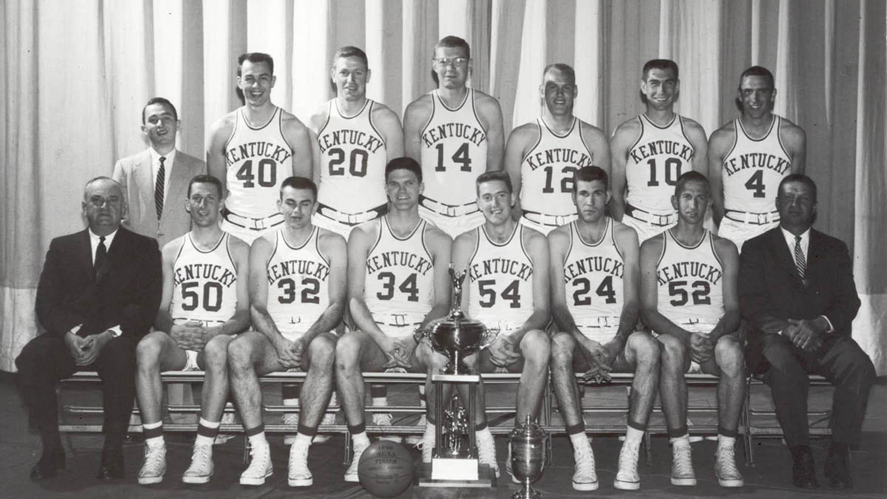 1958 Kentucky basketball