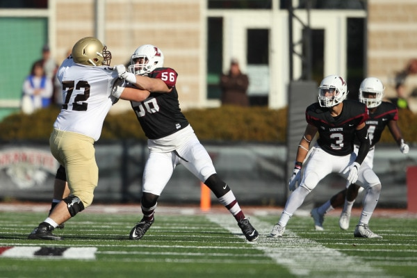 Lafayette vs. Lehigh is the most played rivalry in college football.