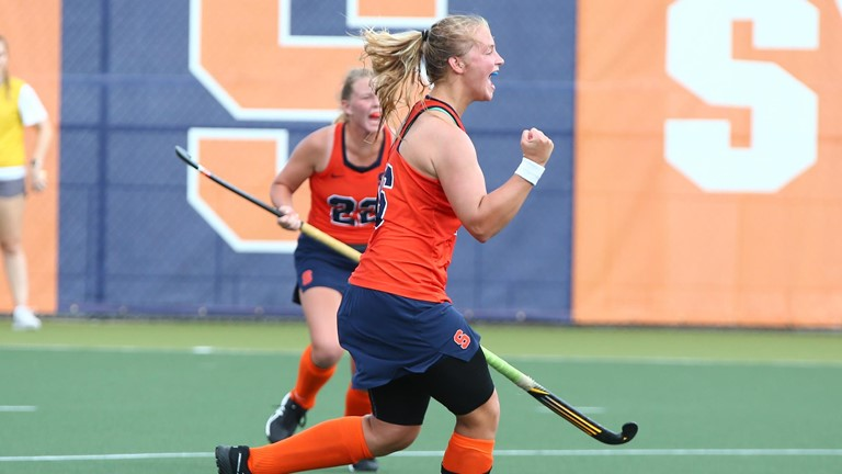syracuse field hockey