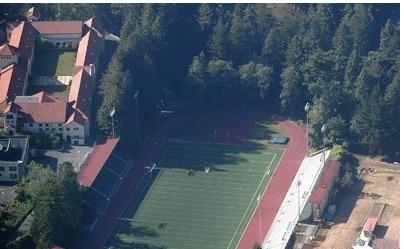DII football stadiums