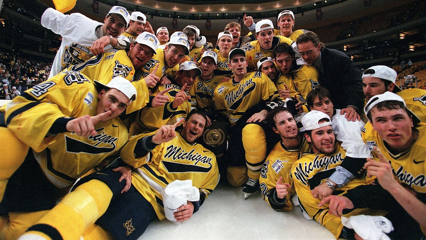 Michigan has more national championships than any other program.