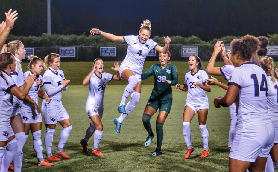 ucf women's soccer