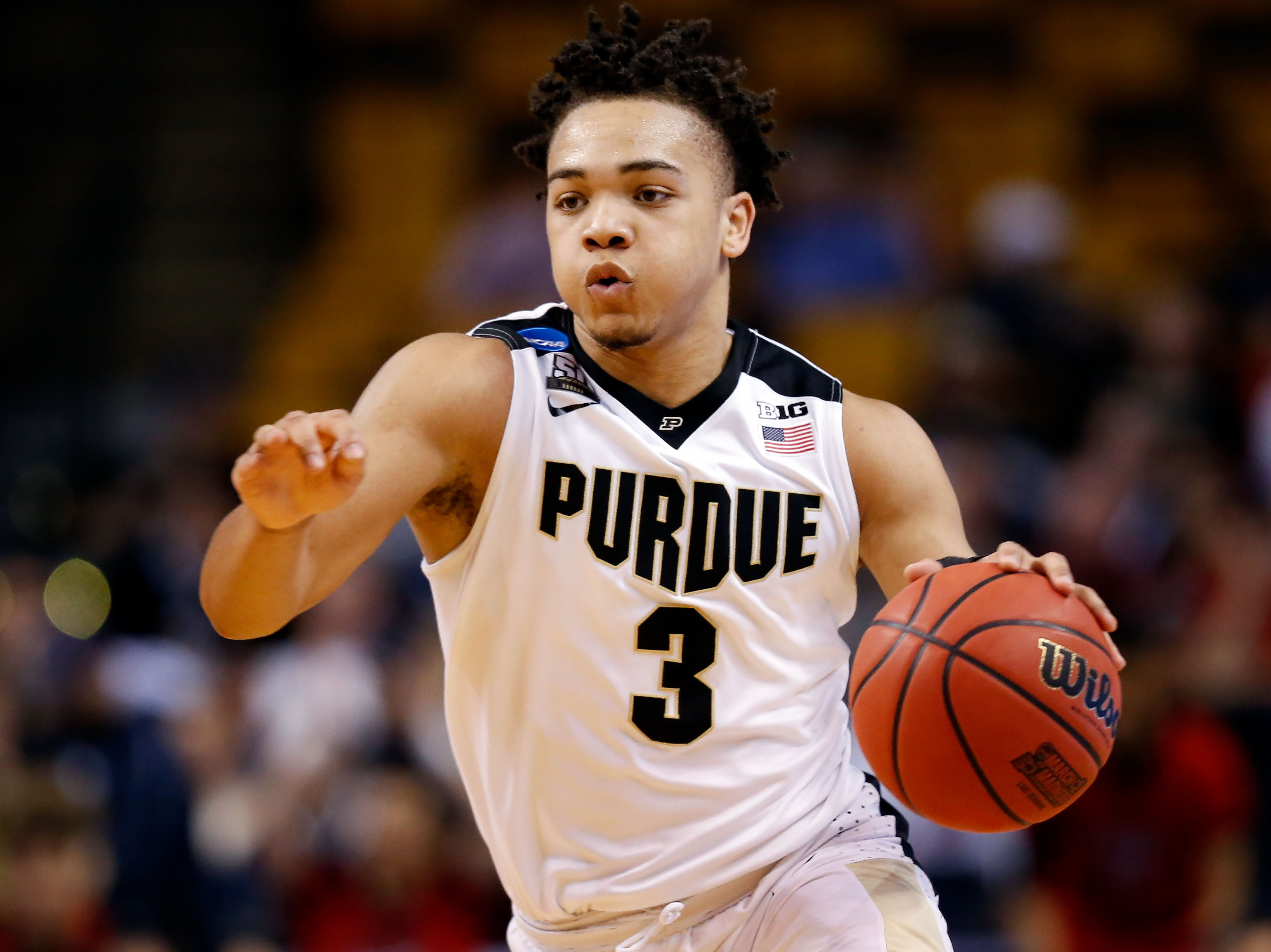 Purdue's junior guard Carsen Edwards is a strong candidate on the watch list.