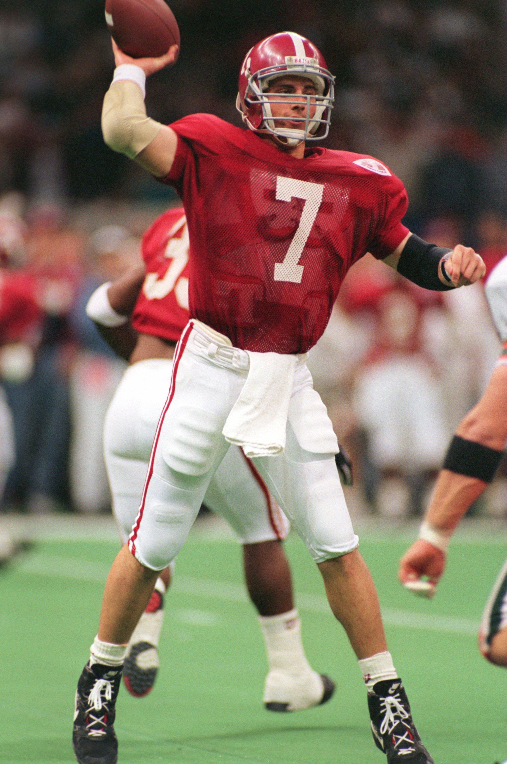 Jay Barker Alabama
