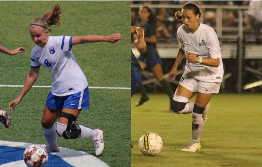 Columbus State, North Georgia face off in DII women's soccer.
