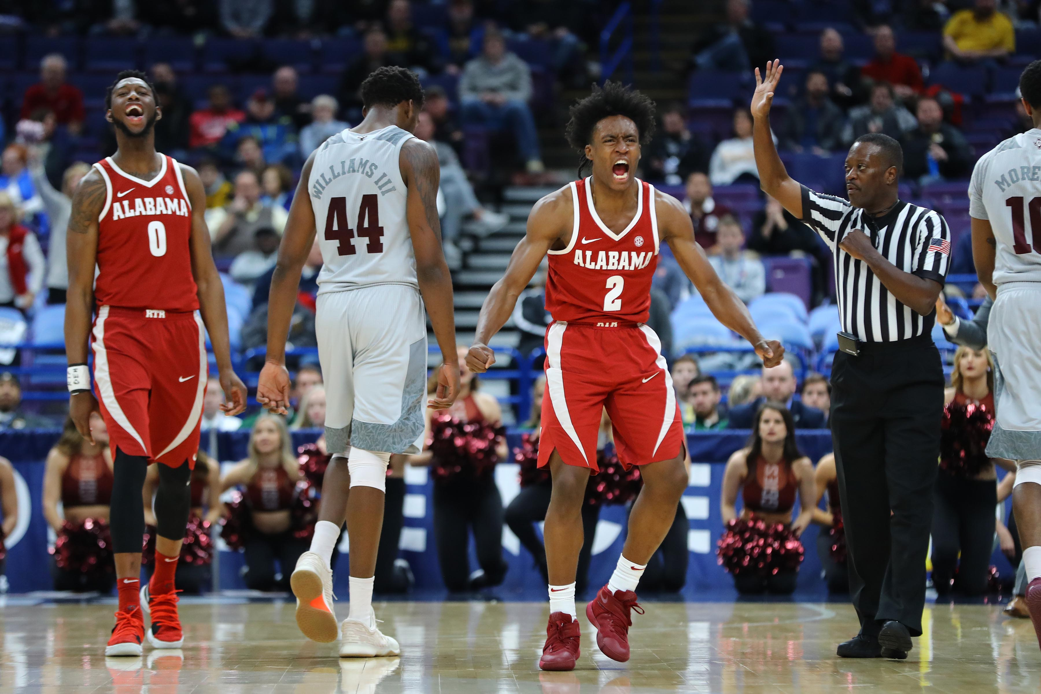 Alabama men's basketball believes it has several players to replace Collin Sexton | NCAA.com